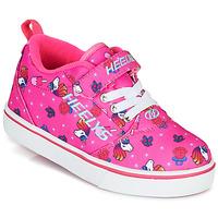 Schoenen Meisjes Schoenen met wieltjes Heelys PRO 20 X2 Roze