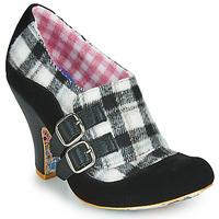 Schoenen Dames pumps Irregular Choice WANDAS WISH Zwart / Wit