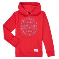 Textiel Jongens Sweaters / Sweatshirts Kaporal OCTAV Rood