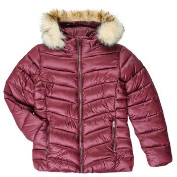 Textiel Meisjes Dons gevoerde jassen Kaporal MADO Bordeaux