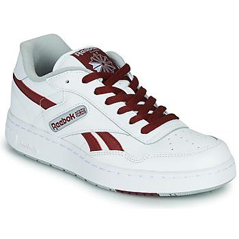 Schoenen Lage sneakers Reebok Classic BB 4000 Wit / Bordeaux
