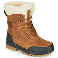 Schoenen Dames Snowboots Sorel TORINO II PARC BOOT Brown