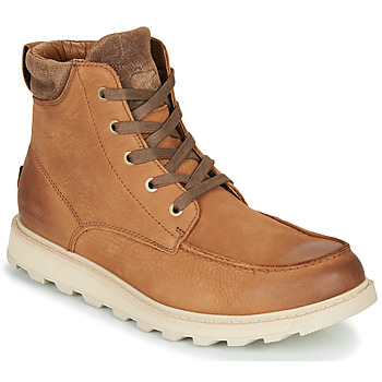 Schoenen Heren Laarzen Sorel MADSON II MOC TOE WP Brown