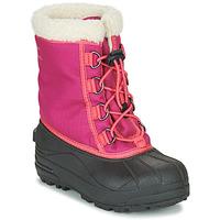 Schoenen Meisjes Snowboots Sorel YOUTH CUMBERLAND Roze