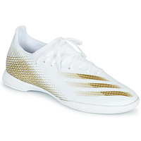 Schoenen Heren Voetbal adidas Performance X GHOSTED.3 IN Wit
