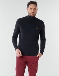 Textiel Heren Truien Lyle & Scott KN1020V Zwart