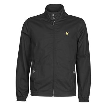 Textiel Heren Wind jackets Lyle & Scott JK462VC Zwart