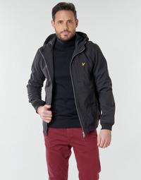 Textiel Heren Wind jackets Lyle & Scott JK1214V Zwart
