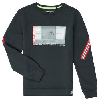 Textiel Jongens Sweaters / Sweatshirts Teddy Smith TOPH Marine