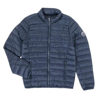 Textiel Jongens Dons gevoerde jassen Teddy Smith BLIGHT Marine