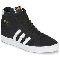 Schoenen Hoge sneakers adidas Originals BASKET PROFI Zwart