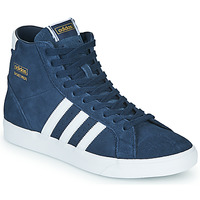 Schoenen Hoge sneakers adidas Originals BASKET PROFI Blauw