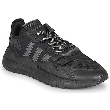 Schoenen Lage sneakers adidas Originals NITE JOGGER Zwart
