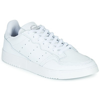 Schoenen Lage sneakers adidas Originals SUPERCOURT Wit