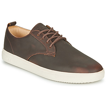 Schoenen Heren Hoge sneakers Clae ELLINGTON SP Brown