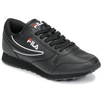 Schoenen Heren Lage sneakers Fila ORBIT LOW Zwart