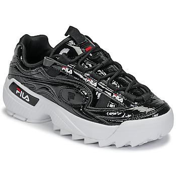 Schoenen Dames Lage sneakers Fila D-FORMATION F WMN Zwart