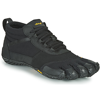 Schoenen Dames Running / trail Vibram Fivefingers TREK ASCENT INSULATED Zwart / Zwart