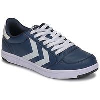 Schoenen Lage sneakers Hummel STADIL LIGHT Blauw