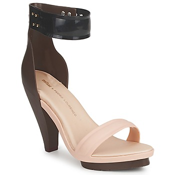 Schoenen Dames Sandalen / Open schoenen Melissa NO 1 PEDRO LOURENCO Beige / Brown