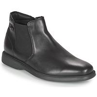 Schoenen Heren Laarzen Geox BRAYDEN 2FIT ABX Zwart