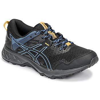 Schoenen Heren Running / trail Asics GEL-SONOMA 5 Zwart / Blauw