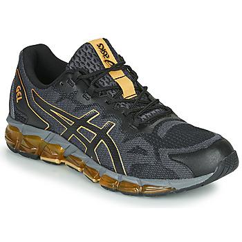 Schoenen Heren Lage sneakers Asics GEL-QUANTUM 360 6 Zwart / Goud