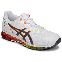 Schoenen Heren Lage sneakers Asics GEL-QUANTUM 360 6 Wit / Orange / Groen