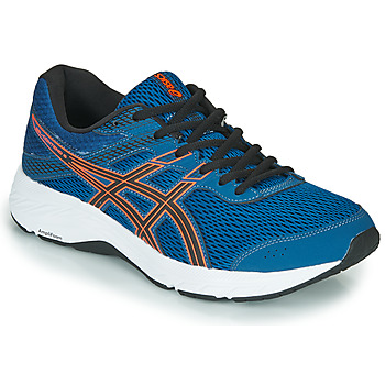 Schoenen Heren Running / trail Asics GEL-CONTEND 6 Blauw / Orange