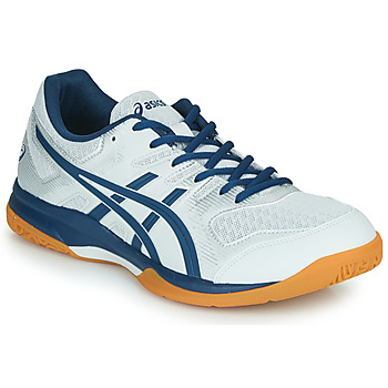 Schoenen Heren Indoor Asics GEL-ROCKET 8 Wit / Blauw