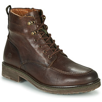 Schoenen Heren Laarzen Timberland OAKROCK WP MT ZIP BOOT Brown