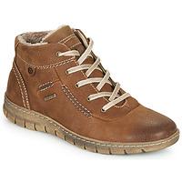 Schoenen Dames Hoge sneakers Josef Seibel STEFFI 53 Brown