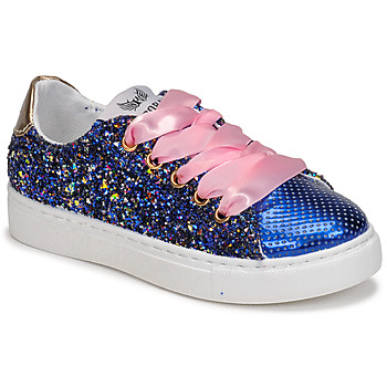 Schoenen Meisjes Lage sneakers Kaporal SHERIFA Multicolour