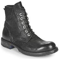 Schoenen Dames Laarzen Moma MALE Zwart