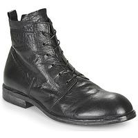 Schoenen Heren Laarzen Moma PUNTO Zwart