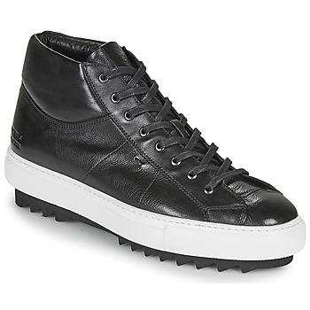 Schoenen Heren Lage sneakers Melvin & Hamilton MICK Zwart