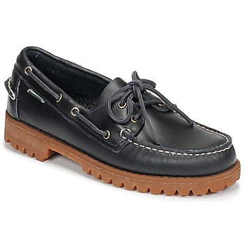 Schoenen Heren Bootschoenen Sebago RANGERWAXY Blauw