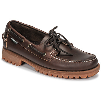 Schoenen Heren Bootschoenen Sebago RANGERWAXY Brown