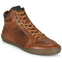 Schoenen Heren Hoge sneakers Kickers JEXPLOREHIGH Brown