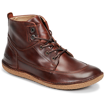 Schoenen Dames Derby Kickers HOME Brown