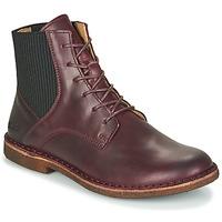 Schoenen Dames Laarzen Kickers TITI Bordeaux