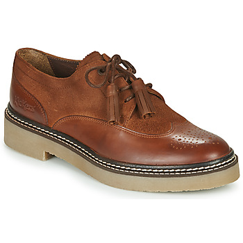 Schoenen Dames Derby Kickers OXANYBY Brown