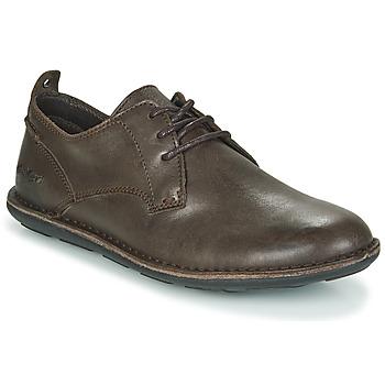Schoenen Heren Derby Kickers SWIDIRA Brown / Donker