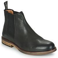 Schoenen Heren Laarzen Kickers ALPHATRI Zwart