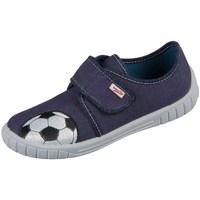 Schoenen Jongens Lage sneakers Superfit Bill Bleu marine