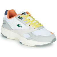 Schoenen Dames Lage sneakers Lacoste STORM 96 LO 0120 2 SFA Grijs / Blauw