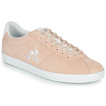Schoenen Dames Lage sneakers Le Coq Sportif AMBRE Roze