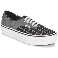 Schoenen Dames Lage sneakers Vans AUTHENTIC PLATFORM 2.0 Grijs
