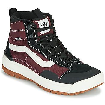 Schoenen Dames Hoge sneakers Vans ULTRARANGE EXO HI MTE Zwart / Bordeaux