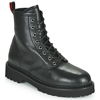 Schoenen Dames Laarzen Mimmu JUDONE Zwart